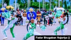 Nigeria 60th Independence Day Celebration