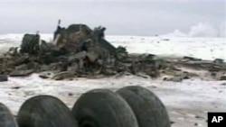 روس : د پوځي الوتکې تباه کيدو پيښه کې 12 کسان وژل شوي دي