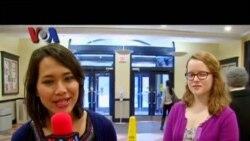 Pengelola Radio Kampus di AS - VOA Career Day