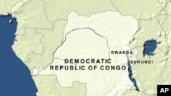 UN: Rebel Group's Attacks in Congo, Sudan May Be Punishable War Crimes