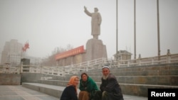 ایغورها میگویند با محدودیتهای شدیدی از جانب دولت چین روبرو هستند