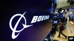 Financial Markets Wall Street Boeing