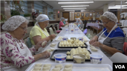 Pierogi Project Volunteers