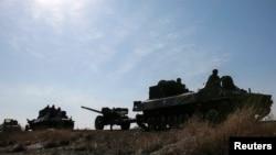 На ФОТО: Вихід українських військових з Дебальцеве