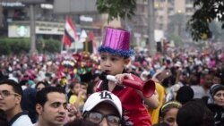 Cairo Celebrates Ramadan's End