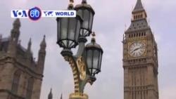 VOA國際60秒(粵語): 2012年7月27日