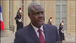 L'Union africaine salue la fin de la crise au Zimbabwe (vidéo)