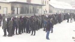 Polarna hladnoća ugrožava migrante