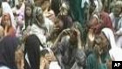 بھارتی کشمیر میں خواتین کے مظاہرے
