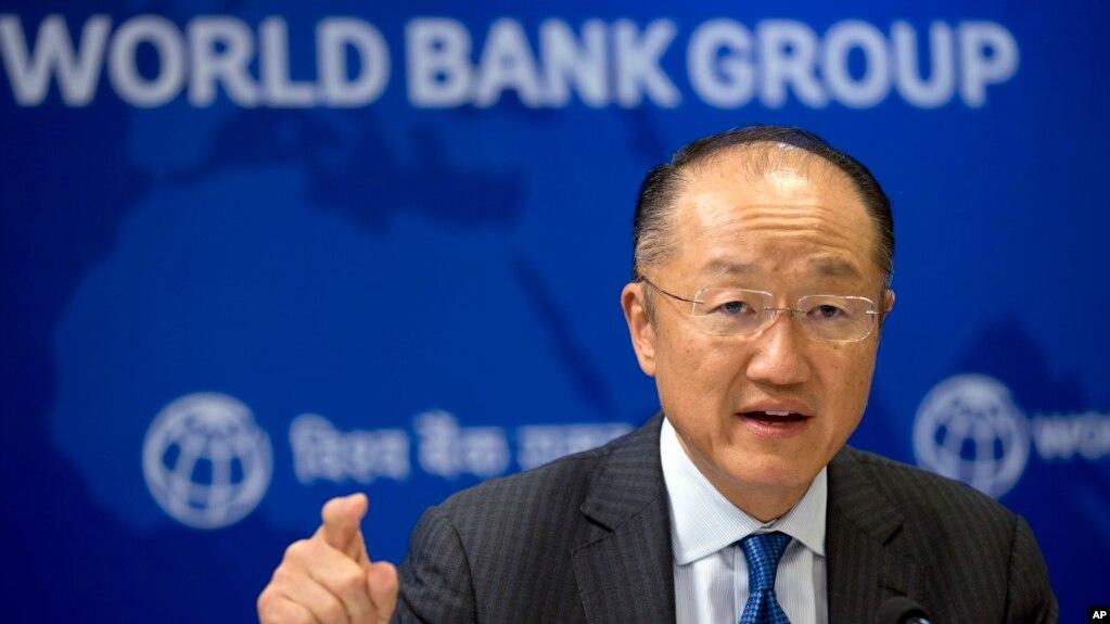 Resultado de imagen para yong kim banco mundial