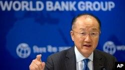 世界銀行行長金墉資料照。