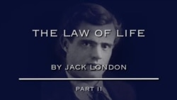 The Law of Life by Jack London, Part Two