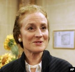 Tư liệu- Bà Henrietta Holsman Fore,Giám đốc UNICEF. Ảnh chụp ngày 11/6/2008.