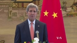 US and China Voice Differences Over South China Sea