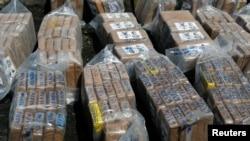 """La organización de Zulma Maria Musso Torres es responsable de facilitar la transportación de elevadas cantidades de cocaína desde Colombia hasta Estados Unidos, Europa, el Caribe, Centroamérica y México"""", dijo la OFAC."""