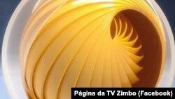 TV Zimbo, Angola (Logo)