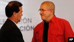 Las conversaciones no avanzan por la negativa de los rebeldes de liberar al excongresista Odín Sánchez, secuestrado por esa guerrilla desde el 3 de abril de 2016.