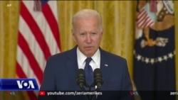 Biden: SHBA do t'i gjej autorët e sulmeve në aeroportin e Kabulit