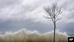 Bridgeport, dans le Connecticut, calcule déjà l'impact financier de Sandy