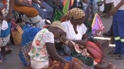 Moçambique: aumento de casos e mortes vc luta pela sobrevivência
