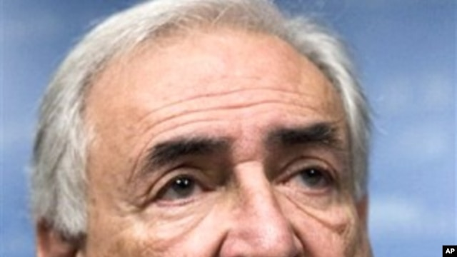 Former IMF Chief Dominique Strauss-Kahn (file photo)