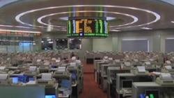 2011-11-14 粵語新聞: 亞洲股市星期一反彈