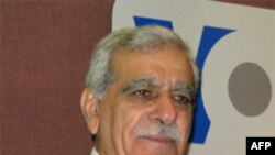 Ete: 'BDP'nin Boykot Çağrısı Demokratik Açılımı Engelleyebilir'