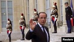 프랑수아 올랑드 프랑스 대통령. (자료사진)