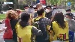 1 Mayıs Gösterilerinde 200'ün Üzerinde Gözaltı