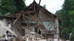 زمین لرزه شدید ساحل غربی اندونزی را تکان داد