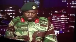 Major General Sibusiso Moyo: This is Not A Coup
