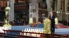 Shërbesë për viktimat e Germanwings