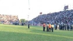 Violence at BF in Bulawayo ...