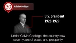 America's Presidents - Calvin Coolidge