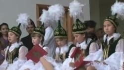 看天下: 摩洛哥举办国际儿童民俗节