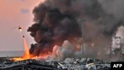 Explosion de Beyrouth: entretien avec la journaliste Sunniva Rose