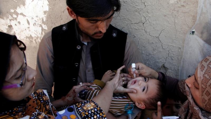 بلوچستان کے تین اضلاع میں پولیو وائرس کی موجودگی کا انکشاف