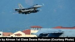 Aviones F-16 de la base de Aviano en Italia han sido llevados a Turquía para participar en los bombardeos contra el Estado islámico en Siria.