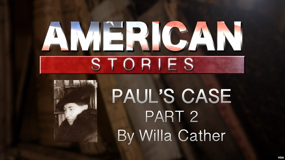 essay on pauls case by willa cather Paul's case has 1,572 ratings and 71 reviews joselito honestly said: a teenage boy, having problems at school, more in love with the theatre than studyi.