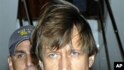 This image provided by the Drug Enforcement Administration shows Russian arms trafficking suspect Viktor Bout, in U.S. custody after being flown from Bangkok to New York (File Photo - 16 Nov 2010)