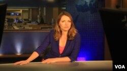 VOA journalist Myroslava Gongadze