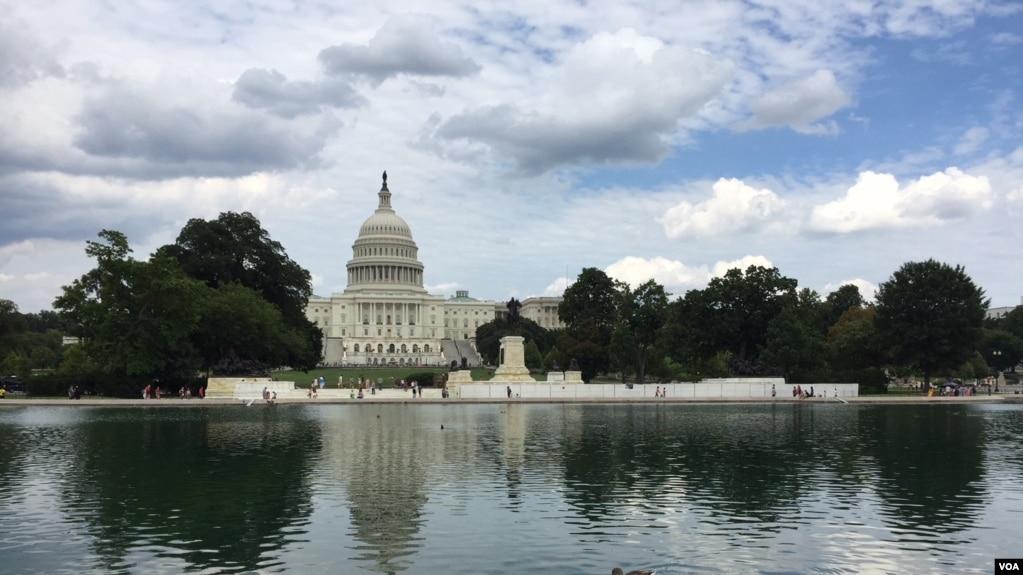 资料照:美国国会大厦