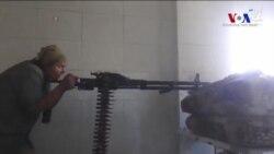 SDF Rakka'da IŞİD'le savaşıyor