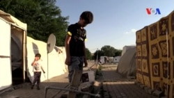 Türkiye'ye Sığınan Ezidiler Zor Günler Yaşıyor