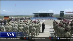 Stërvitja ushtarake në Gjeorgji