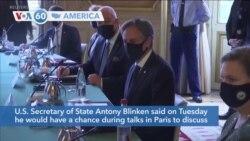 VOA60 America - Blinken in France to Revitalize Transatlantic Alliance