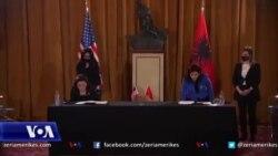 Shqipëria dhe SHBA nënshkruan një marrëveshje të re ekstradimi
