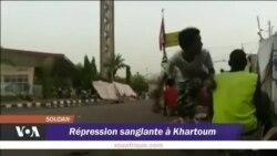 Répression sanglante à Kharthourn