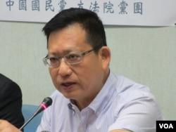 台灣執政黨國民黨立委吳育昇