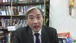 台湾名嘴张友骅批评大陆网民针对蔡英文脸书的洗版行为